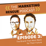 "Episode 3: The brand that went ""back"" for their future"